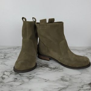 Sole Society Pull On Bootie